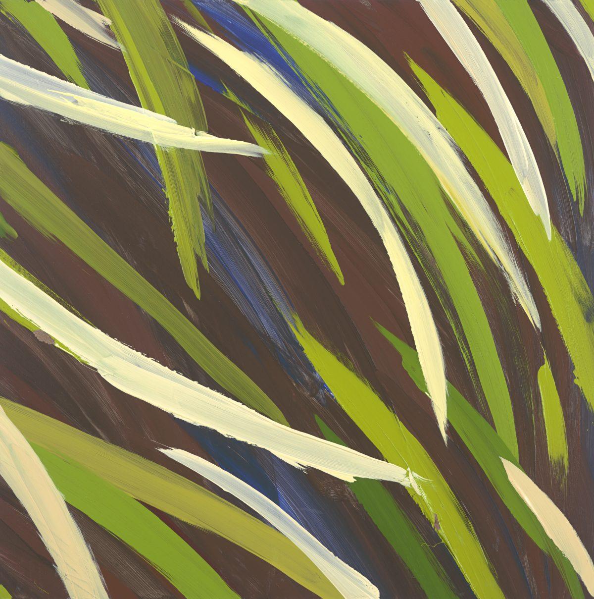 Continuous Painting 18 Lori Dorfman abstract color acrylic art